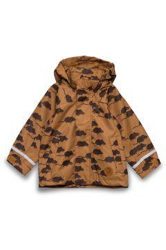 Edelweiss Mouse Jacket Outerwear Rainwear Jackets Braun MINI RODINI(119481813)