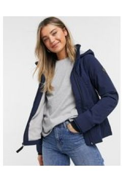 Hollister - All Weather - Giacca con cappuccio blu navy(122685551)