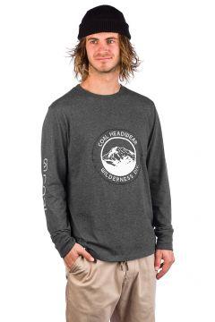Coal Wallowa Long Sleeve T-Shirt grijs(100661594)