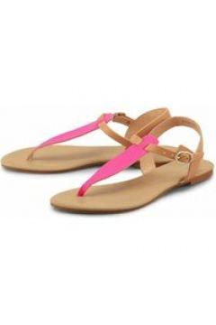 Zehentrenner Leder-Dianette COX pink(117063831)