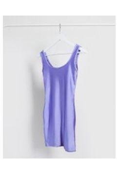 Fashionkilla - Vestito corto a fascia stile discoteca lilla-Viola(120330948)
