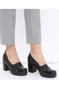 Black - High Heel - Shoes - Gezer(110328629)
