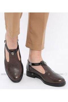 Brown - Casual - Shoes - Gezer(110328652)