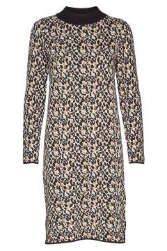 Dress Knitwear Kleid Knielang Bunt/gemustert GERRY WEBER(114165032)