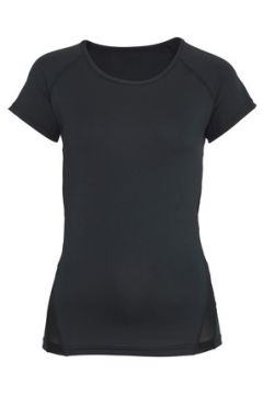 Blouses Lascana Top de sport Active noir(127887258)