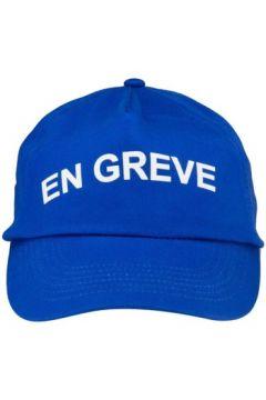 Casquette Andrea Crews Cap EN GRÈVE Blue(88674059)