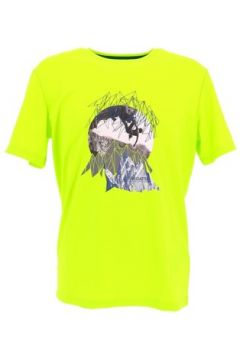 T-shirt Regatta Fingal iv lime punch tee(127855858)