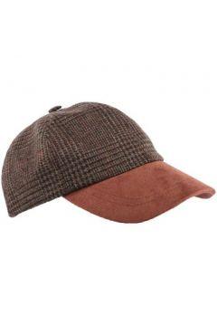 Casquette enfant Olney Headwear Limited Casquette Baseball Tweed Marron Olney headwear(115449587)