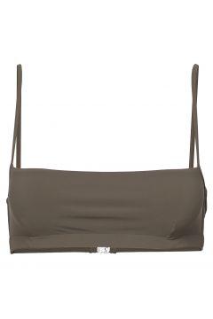 Bandeau Strap Top Bikinioberteil Grün FILIPPA K SOFT SPORT(114154510)