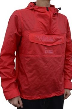 Coupes vent Napapijri Asheville Giacchetto Marsupio Rosso(115476515)