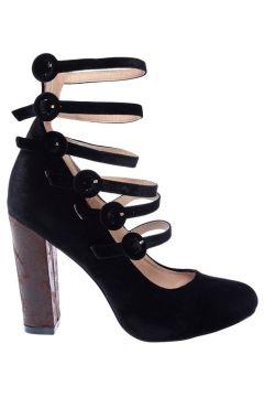 Glamorous Siyah Topuklu Ayakkabı(113968820)
