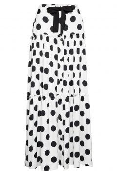 Athene Skirt Langes Kleid Weiß BIRGITTE HERSKIND(114163606)