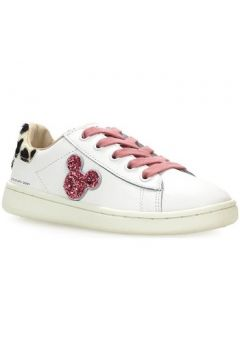 Chaussures enfant Moa Master Of Arts Gallery Blanc Rose(101554477)