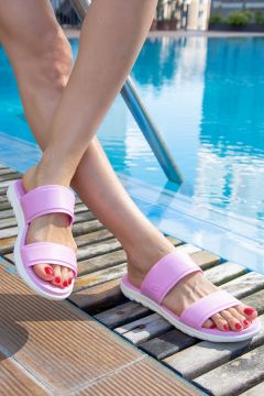 Pantoufles Fox Shoes Lilas(127842785)
