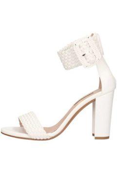 Sandales Albano 2115 santal Femme blanc(127854081)