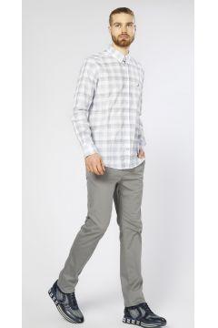 Limon Casual Gri Klasik Pantolon(113956550)