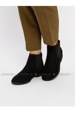 Black - Boot - Boots - Koton(110322269)
