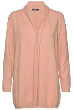 Ladies Knit Cardigan, Villis Cardigan Strickpullover Pink NANSO(113823023)