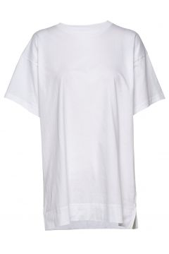Over D Tee T-Shirt Top Weiß FILIPPA K SOFT SPORT(114154523)