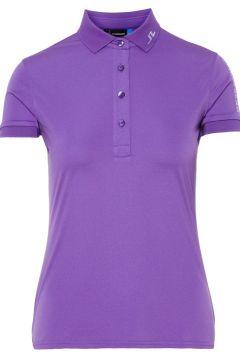 J.LINDEBERG Tour Tech Poloshirt Damen Violett(108902248)