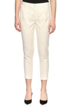 Juicy Couture-Juicy Couture Beyaz Kısa Pantolon(108599582)