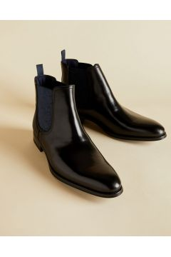 Leather Chelsea Boots(111494357)