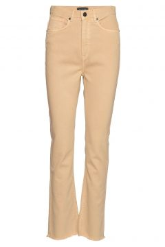0639 - Kathy Cropped Jeans Boot Cut Beige SAND(108942522)