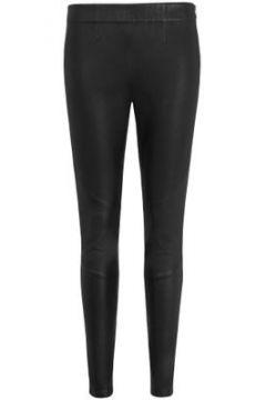 Leder-Leggings aus 100% Leder Uta Raasch schwarz(112321877)