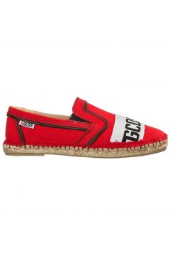 Men's cotton espadrilles slip on shoes guyana(93857798)