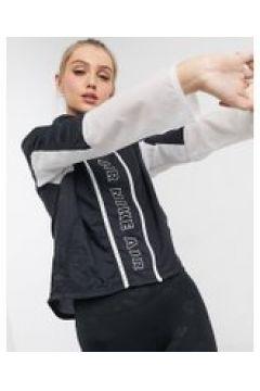 Nike Running - Air - Giacca con zip nera-Nero(120389486)