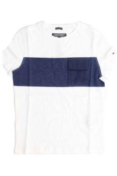 T-shirt enfant Tommy Hilfiger KB0KB03731 POCKET TEE(115622154)