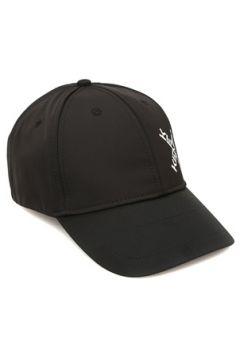Kenzo Erkek Siyah Kontrast Logolu Şapka EU(122536152)