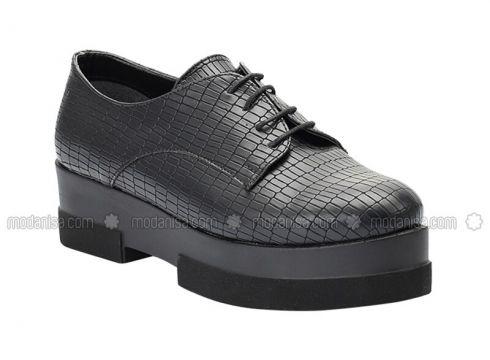 Black - Casual - Shoes - Zenneshoes(100928806)