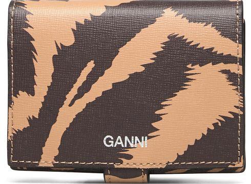 Mini Wallet Bags Card Holders & Wallets Wallets Braun GANNI(116334707)