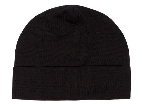 Dolce & Gabbana bonnet en maille à logo - Noir(76518968)
