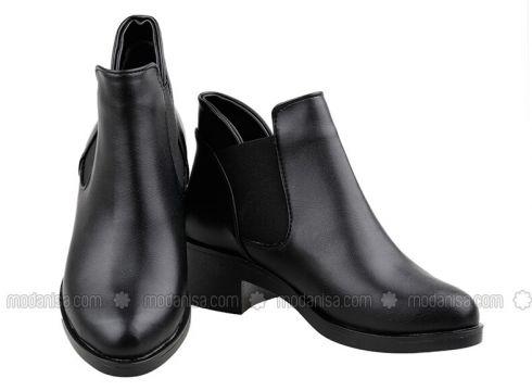 Black - Boot - Boots - Renkli Butik(110333807)