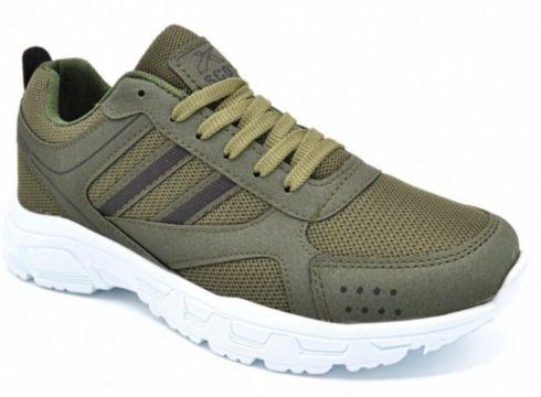 Scot Mrd 2002 Haki Beyaz Erkek Spor Ayakkabı(110970138)