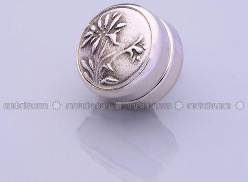 Silver tone - Scarf Accessory - Fsg Takı(100916519)