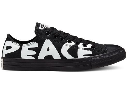 Empowered Chuck Taylor All Star Black, White(119290847)