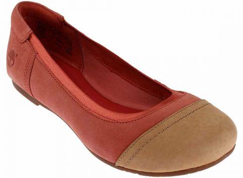 TIMBERLAND 1tiw20150860 Renksiz Kadın Babet - FLO Ayakkabı(88809698)