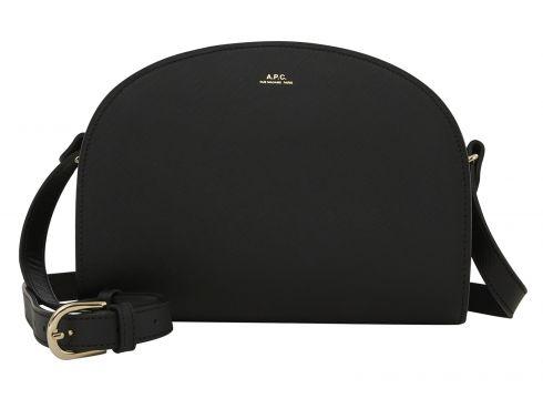 Tasche Halbmond ausGeprägtes Leder(123843888)