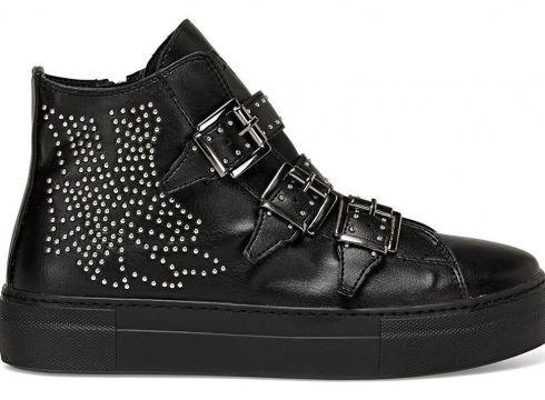 Nine West Siyah Kadın Sneaker(122080703)
