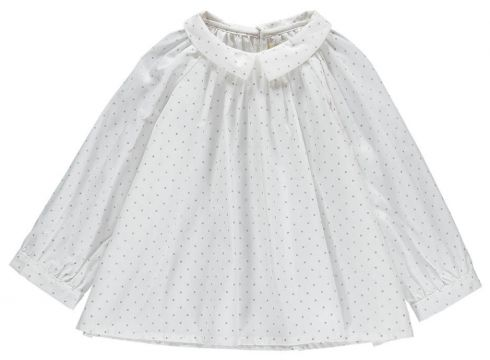 Bluse mit Bubikragen Anette(94120844)