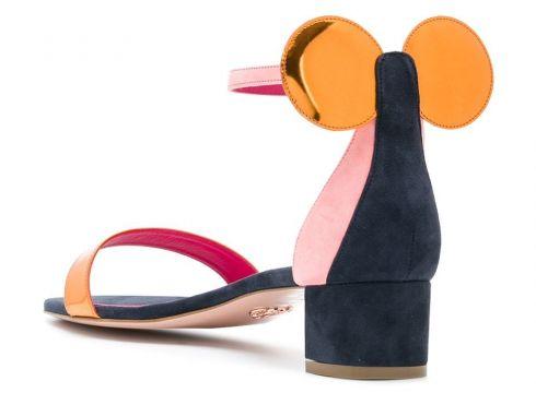 Oscar Tiye sandales à bride cheville à boucle - Multicolore(76563492)