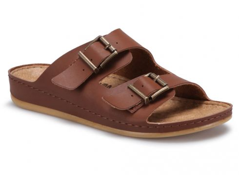Panama Club M-5 Kahverengi Erkek Modern - FLO Ayakkabı(84434547)