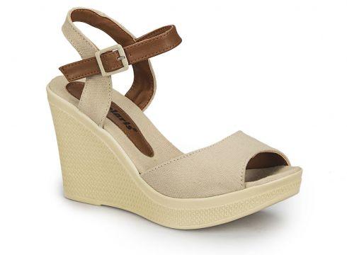 Polaris 81.309980.Z Bej Kadın Sandalet - FLO Ayakkabı(88808396)