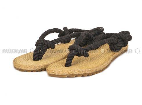 Navy Blue - Sandal - Sandal - Gio & Mi(100917676)