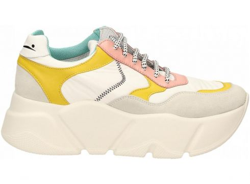 Lage Sneakers Voile Blanche CREEP(82743041)