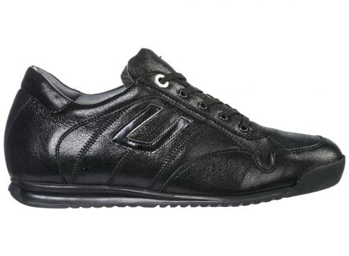 Women's shoes leather trainers sneakers(118071594)