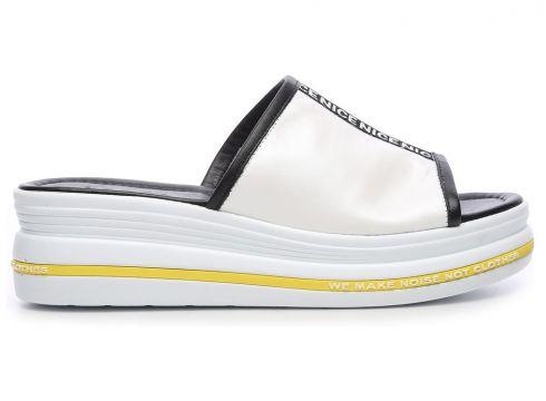 KEMAL TANCA Beyaz Kadın Vegan Terlik Ayakkabı(124149221)